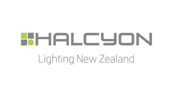 Halcyon Lighting New Zealand logo