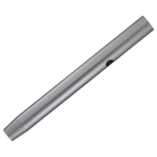 Switch Lighting tubular spike light aluminium 600mm long, simply stick it into the ground