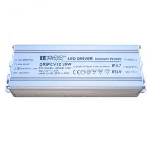 Waterproof LED Driver 12v 36w
