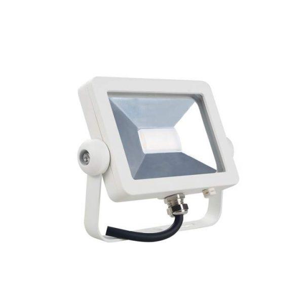 Warm White LED floodlight