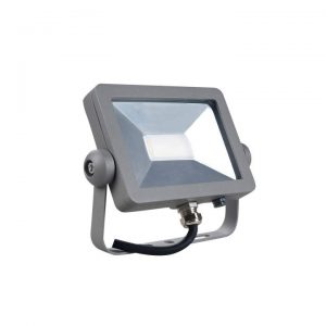 Charcoal LED flood light