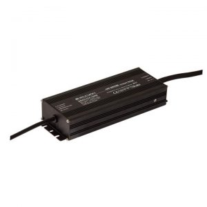 24v power supply LED driver constant voltage power supply black